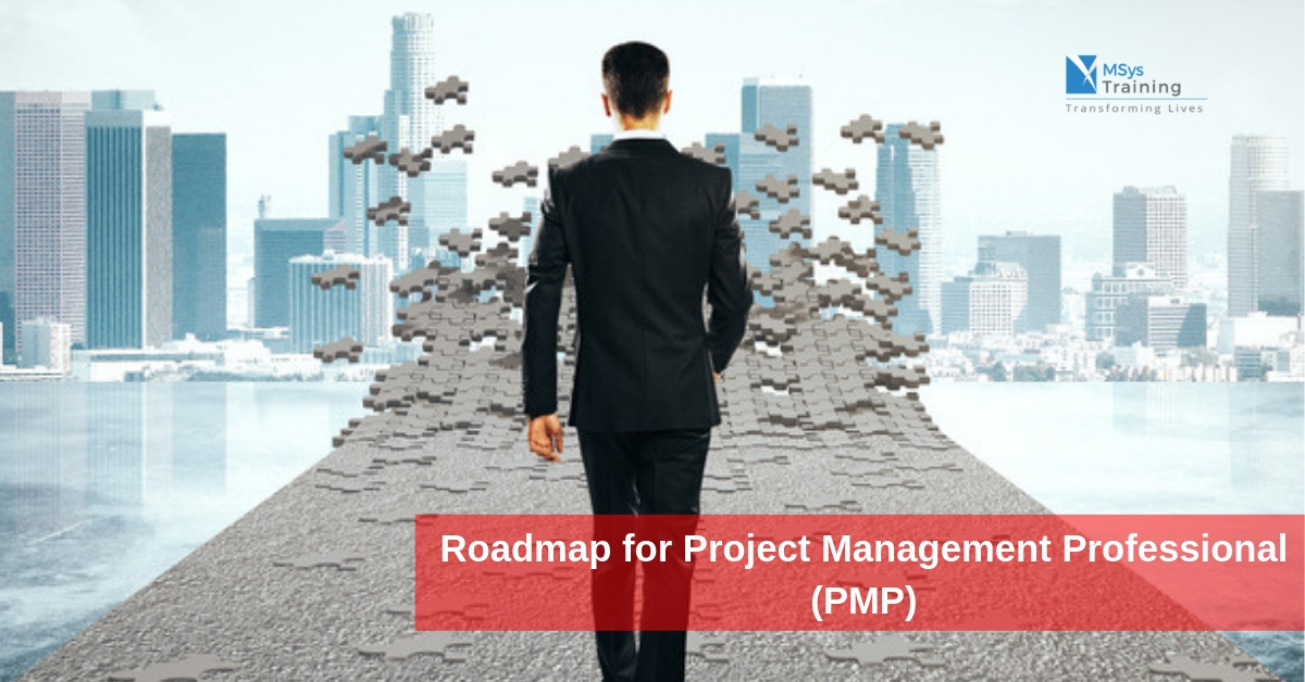 Road Map for Project Management Professional (PMP)