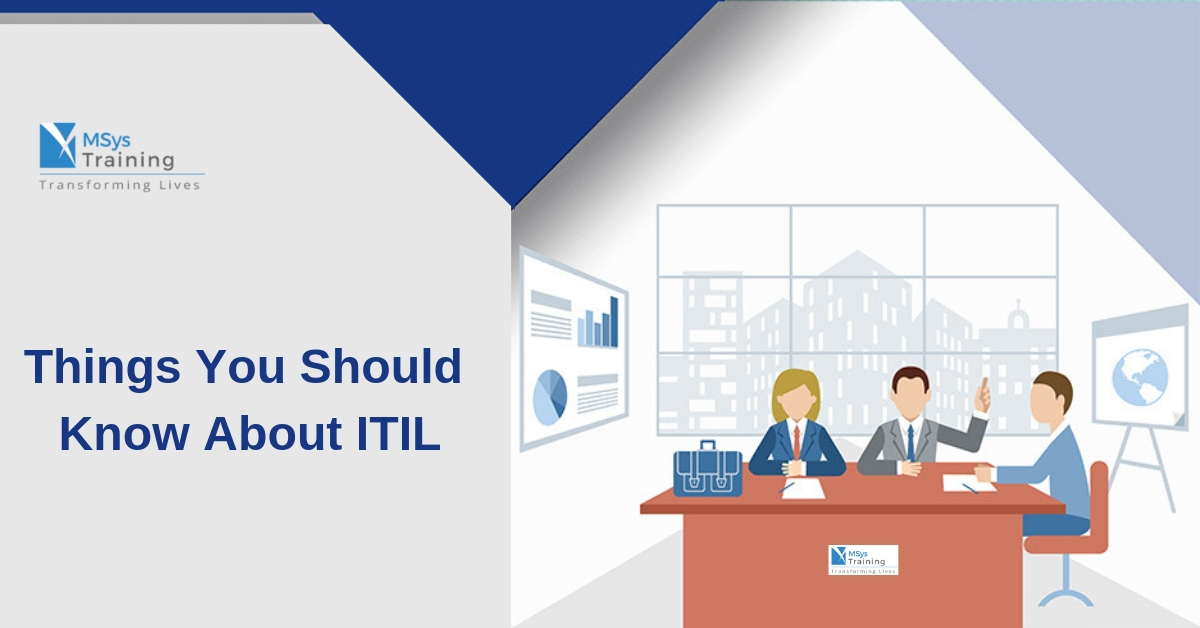 About ITIL