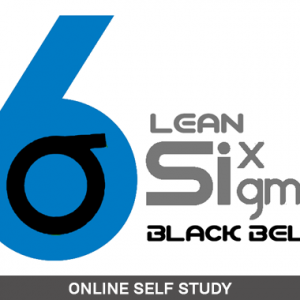 Lean Six Sigma Black Belt - Online Self Study - OSS