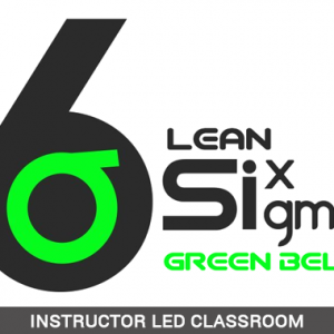 Lean Six Sigma Green Belt - Instructor Led Classroom - ILC