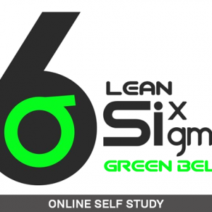 Lean Six Sigma Green Belt - Online Self Study - OSS