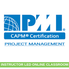 Certified Associate In Project Management-Instructor-Led-Online-Classroom-MSysTraining