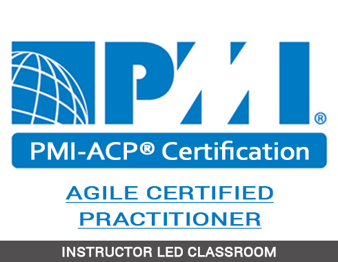 PMI ACP® Training | PMI ACP Certification Instructor Led Classroom ...