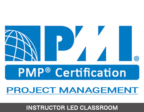 Project Management Professional (PMP®) Instructor Led Classroom Training