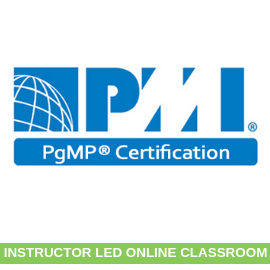 PgMP-Instructor-Led-Online-Classroom