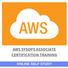 AWS SysOps Associate Certification Training-Online-Self-Study