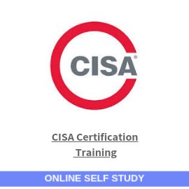 Cisa Certification Training Online Self Study Msys
