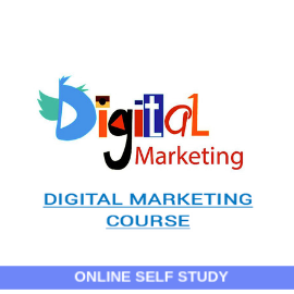 Digital Marketing-OnlineSelf-Study