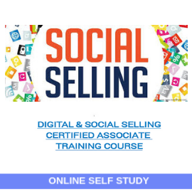 Digital _ Social Selling Certified Associate-Online-Self-Study