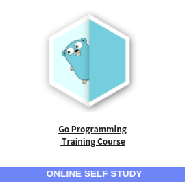 Go Programming Training Course-Online-Self-Study