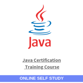 Java Certification-Online-Self-Study