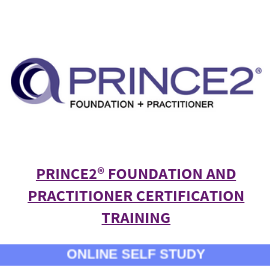 PRINCE2® Foundation and Practitioner Certification Training-Online-Self-Study