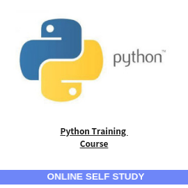 Python Training Course-Online-Self-Study