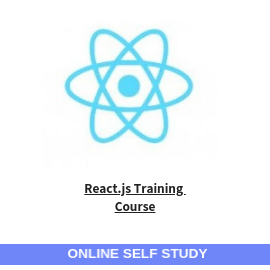 React.js Training Course-Online-Slef-Study