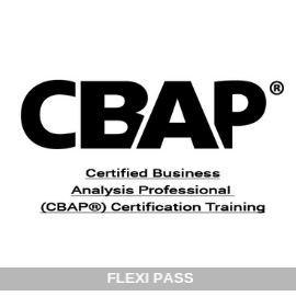 CBAP-Flexipass-Msys Training