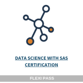 Data Science With SAS Ceritification-Flexipass