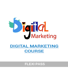Digital Marketing Course-Flexipass-MSys Training