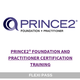 PRINCE2® Foundation and Practitioner Certification Training-Flexipass