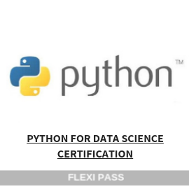 Python And Data Science Certification-Flexipass