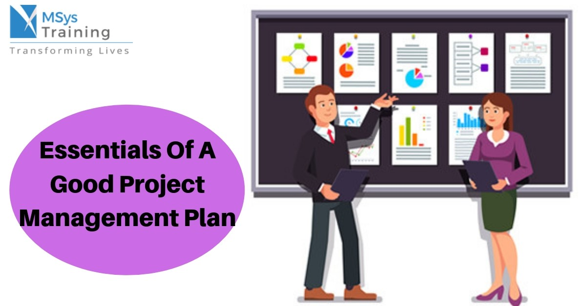essentials of a project management plan