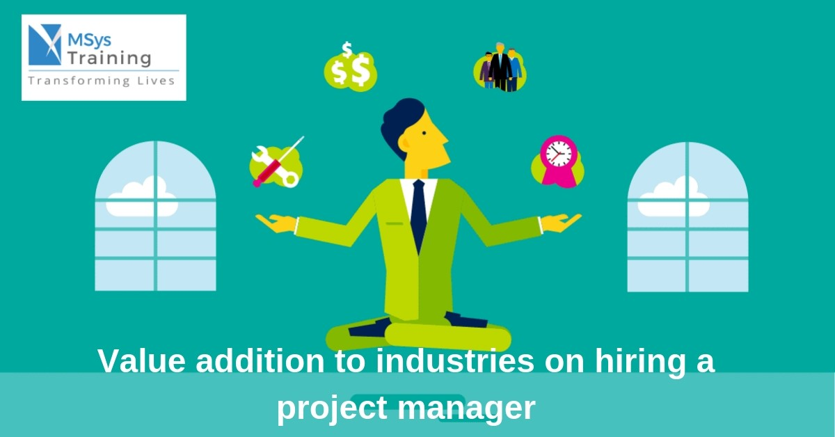 hiring a project manager