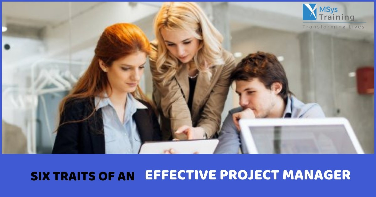 traits of effective project manager