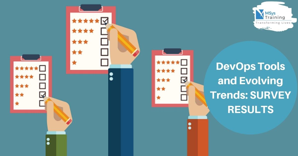 Devops Tools and Evolving Trends - Msys Training