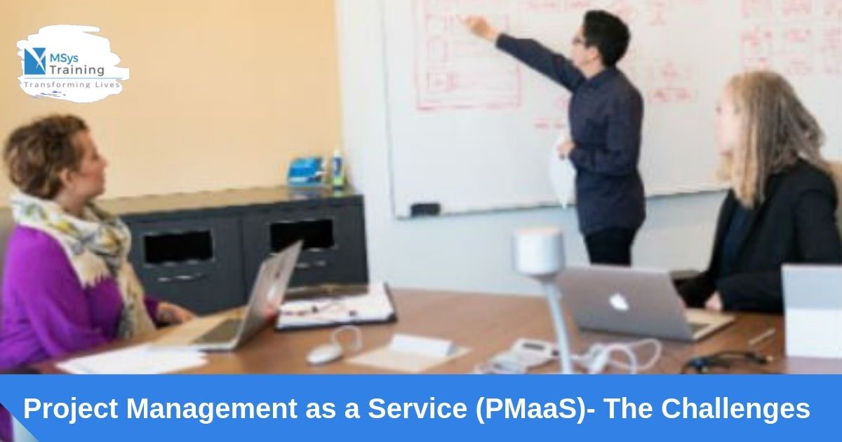 project management as a service