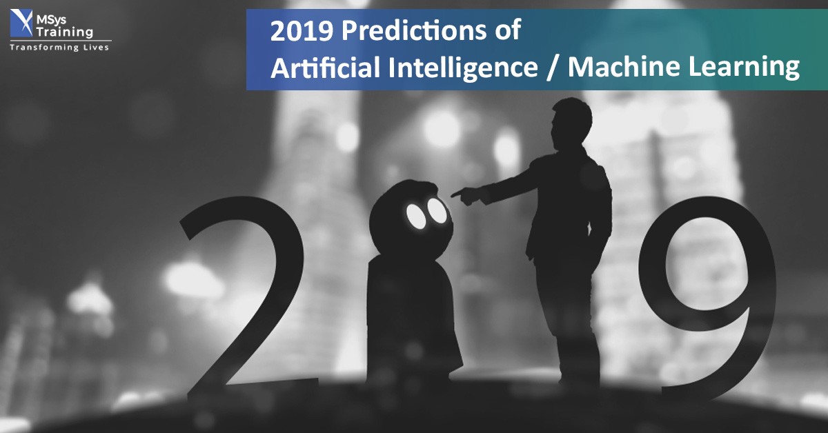 Predictions of AI