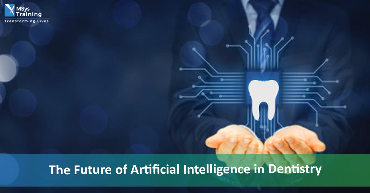 The future of AI in dentistry