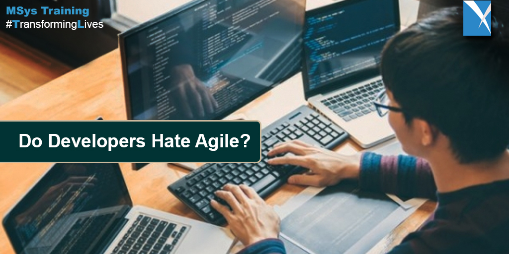 Do Developers Hate Agile?