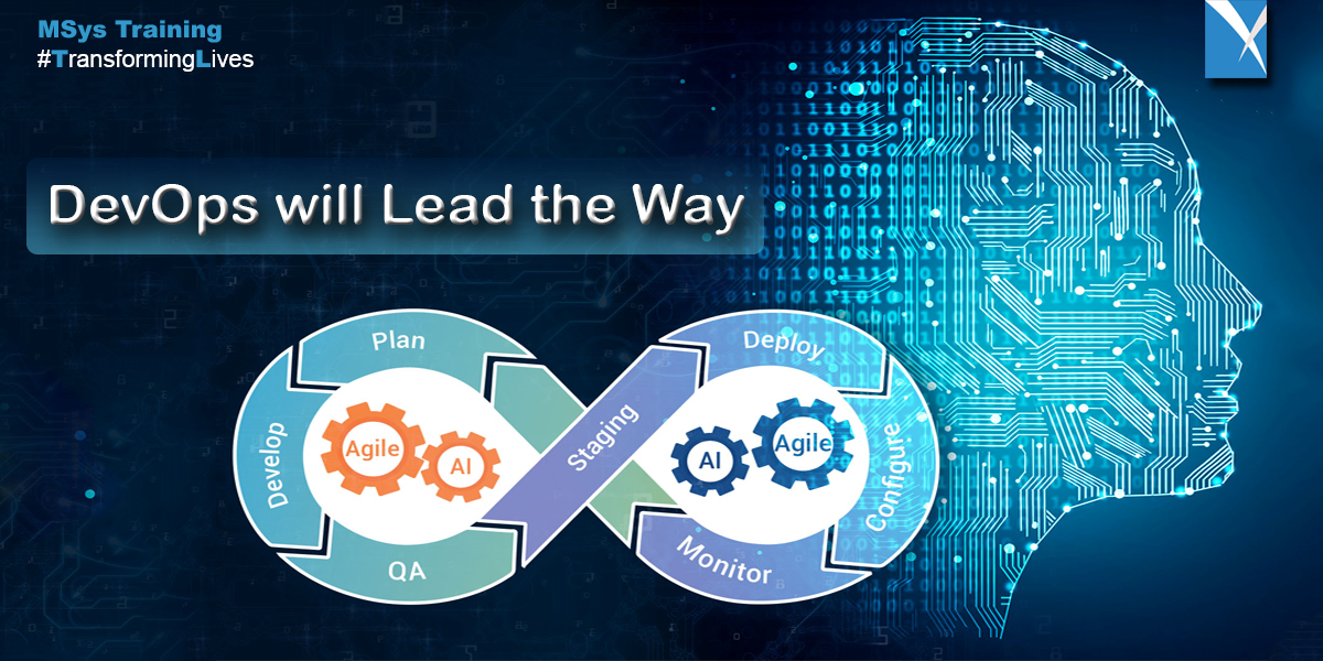 DevOps will Lead the Way