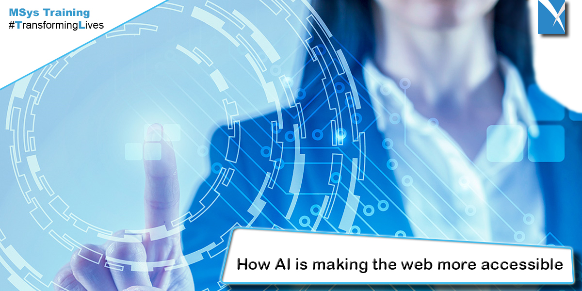 How AI is making the web more accessible
