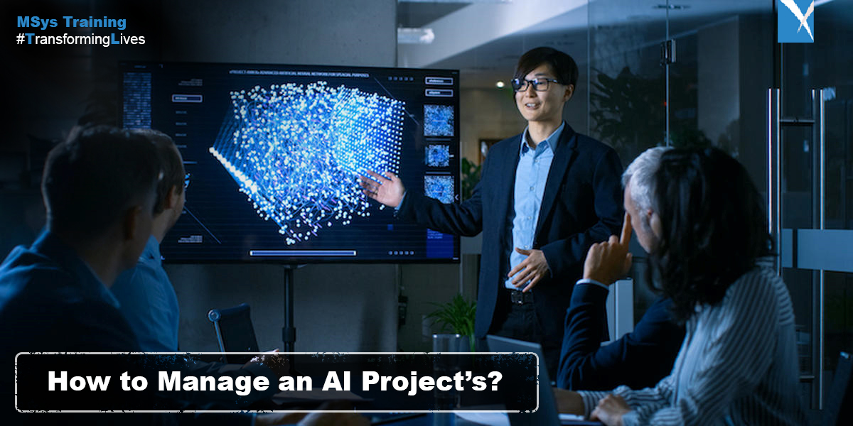 How to Manage AI Project's?