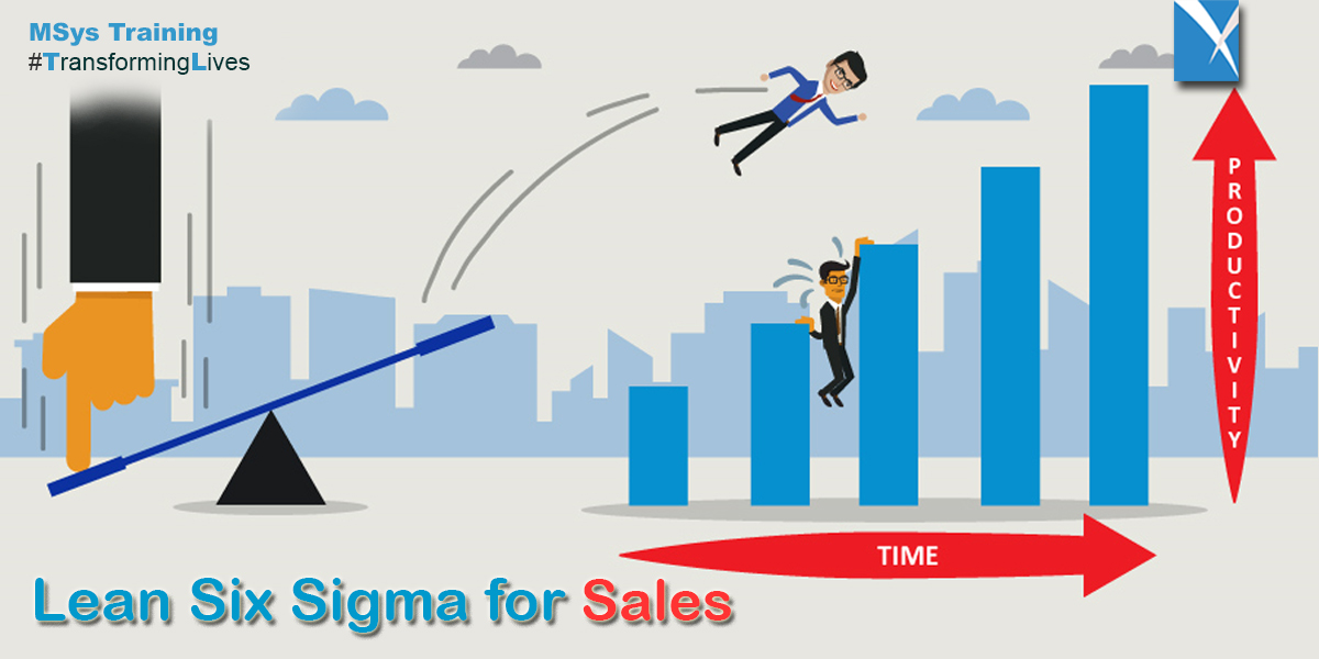 Lean Six Sigma for Sales