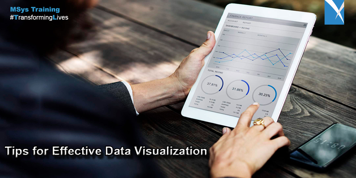 Tips for Effective Data Visualization
