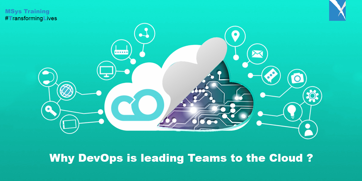 Why DevOps is leading Teams to the Cloud