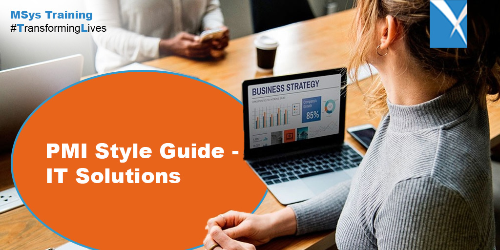 PMI Style Guide- IT Solutions