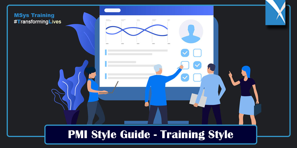 PMI Style Guide - Training Style