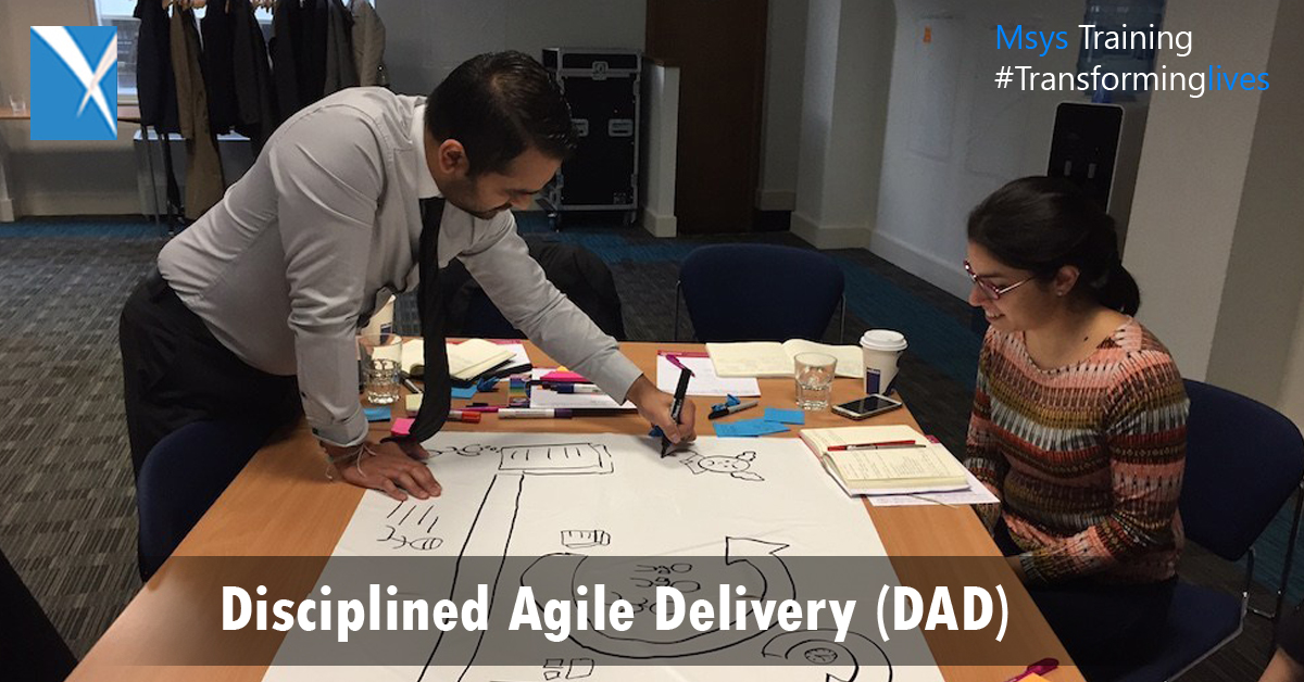 Disciplined Agile Delivery (DAD)