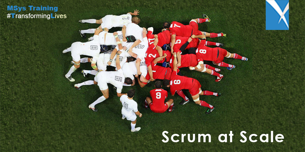 Scrum at Scale