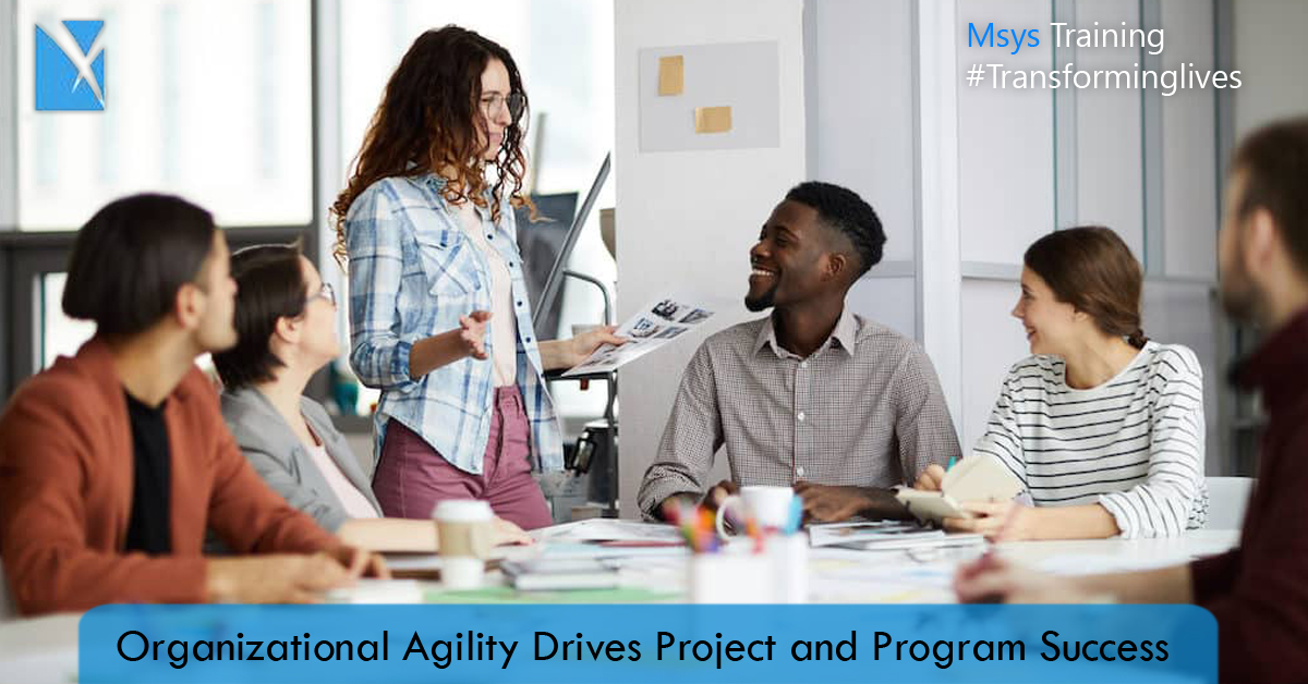 Agility Drives Project
