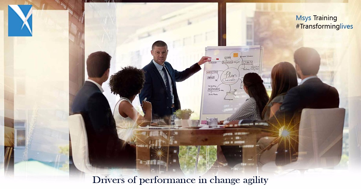 Drivers of Performance in Change Agility