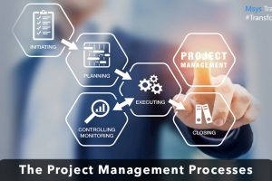 The Project Management Processes
